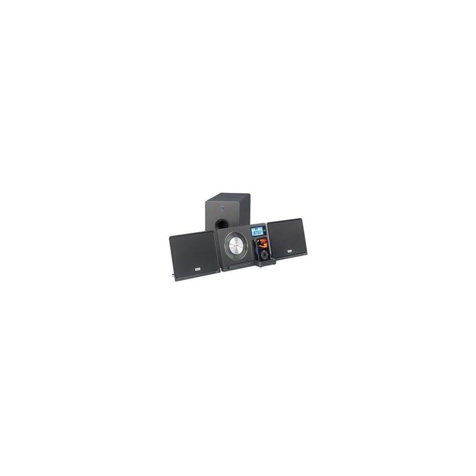 Teac MC DX32i Ultra Thin Hi Fi Stereo System w/iPod Dock