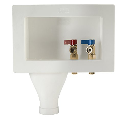 wash machine outlet box