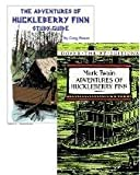 img - for Progeny Study Guide for Adventures of Huckleberry Finn SET with Book book / textbook / text book