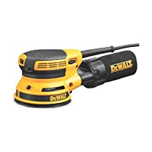 DEWALT D26456 5-Inch Low Profile Random Orbit Sander