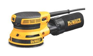 DEWALT D26456 5-Inch Low Profile Random Orbit Sander