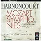 Mozart:Symphony No.25&40