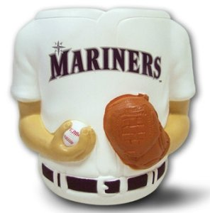 Seattle Mariners Jersey Can Cooler at Amazon.com
