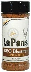 La Pan's BBQ Blessings Spice Rub (6.8 oz.)