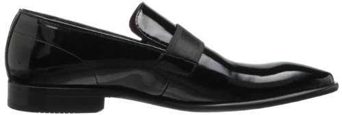 BOSS Black by Hugo Boss高端黑标 Mellion 男款一脚蹬正装鞋图片