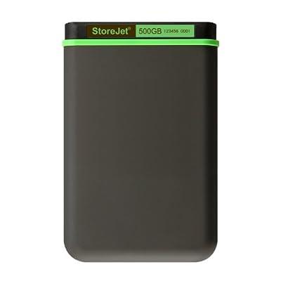 Transcend 500GB StoreJet M3 USB 3.0 Portable Hard Drive