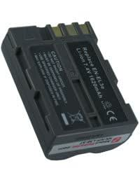 Batterie pour NIKON D90, 7.4V, 1500mAh, Li-ion