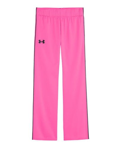 Under Armour Big Girls' Ua Icon Pant Youth Small Chaos front-1053869