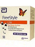 Freestyle LITE glycémie Bandelettes papillon