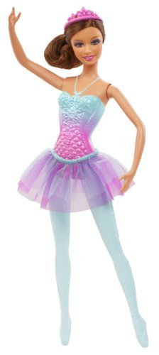 Barbie Fairytale Magic Ballerina Teresa Doll - 1