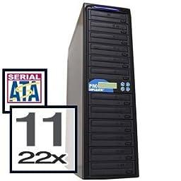 Produplicator M-Disc Support 1-11 Burner 22X DVD CD Duplicator+USB 2.0