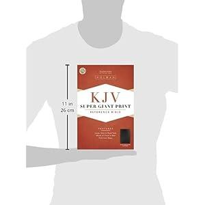 KJV Super Giant Print Ref Livre en Ligne - Telecharger Ebook