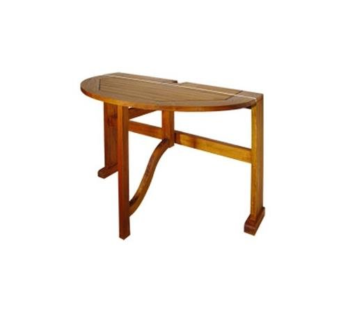 Terrace Mates Caleo Half Round Dining Table image