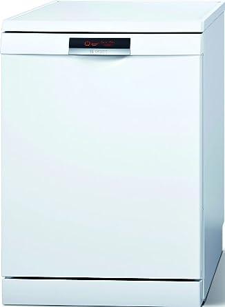 Bosch SMS69T02EU Autonome A Blanc lave-vaisselle - laves-vaisselles (Autonome, A, A, Blanc, A)