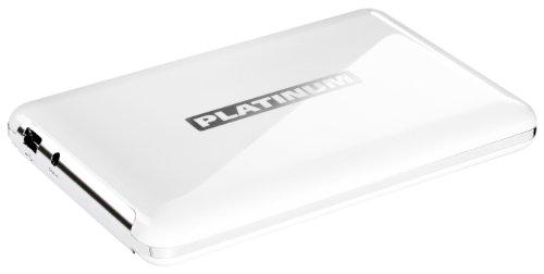 Platinum 104109 MyDrive 1TB Usb 2.0 Portable External Hard Drive - White