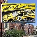 NASCAR Matt Kenseth 2-Sided 3 x 5-Feet Flag
