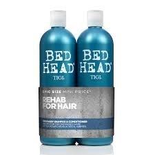 Tigi Bed Head Recovery Duo Kit Shampoo E Condizionatore - 1500 ml