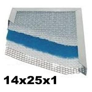 14x25x1 Superflow Blue