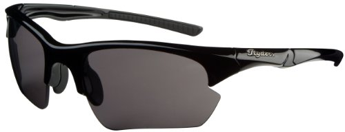 Ryders Eyewear Hex Photo Photochromic Sunglasses (Gloss Black/Grey)