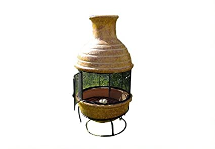 brasero mexicain de jardin en terre cuite jardin. Black Bedroom Furniture Sets. Home Design Ideas
