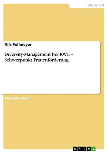 diversity-management-bei-rwe-schwerpunkt-frauenforderung-german-edition