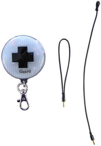 あなたの周りは大丈夫?!盗聴器・盗撮器発見高感度センサープラスガードキーホルダー CG-PLUS