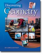 Discovering Geometry: An Investigative Approach, 4th Edition Front Cover