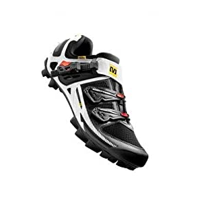 Mavic 2014 Men's Tempo Mountain Bike Shoe (Black - 5)