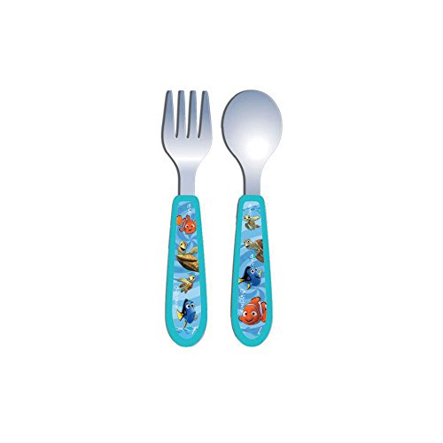 The First Years Disney/Pixar Finding Nemo Easy Grap Flatware