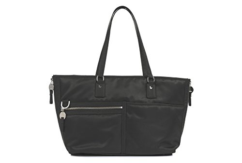 Danzo Diaper Bags Marissa, Graphite with Black Interior