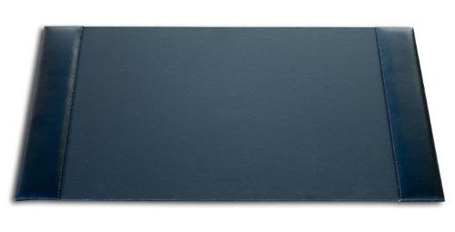 Dacasso Black Econo-Line Leather Desk Pad, 30 By 18 Inch