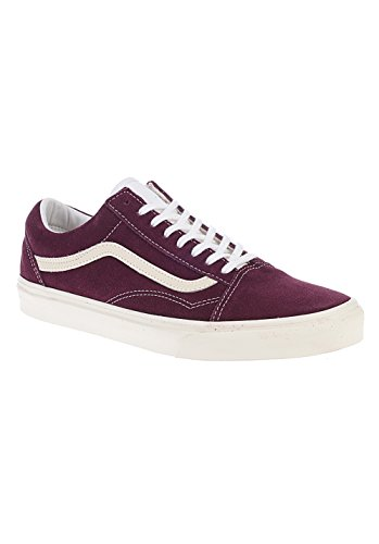 Vans - Sneaker U OLD SKOOL DRESS BLUES/NEO, Unisex - adulto (vintage grape wine), 44