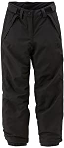 Rip Curl Dinky Girls' Ski / Snow Pants black black Size:FR : 10 ans (Taille Fabricant : 10)