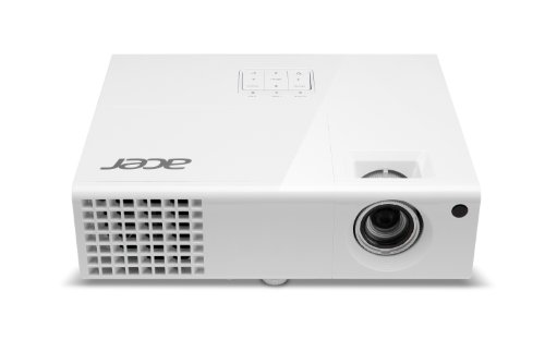 Acer H6510BD 3D Home Theater Projector (White)