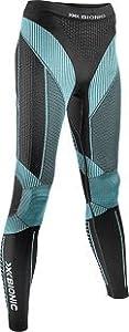 X-Bionic Effektor Running Power pants long XS Black/Tarquise