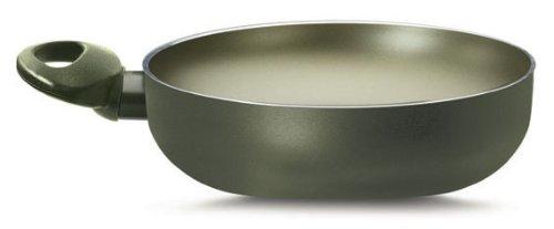 Pensofal 07PEN8730 Terre Di Siena Nonstick Egg Pan, 5-1/2-Inch
