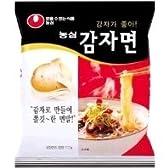 麺の70%がじゃがいもの澱粉,アルカリ性食品 【ジャガイモラーメン】