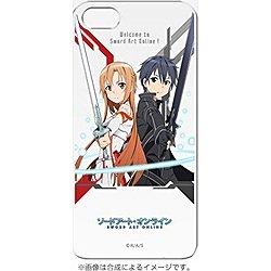 HAKUBA iPhone 5 キャラモード SAO アスナ&キリト PCM-IP5-7048