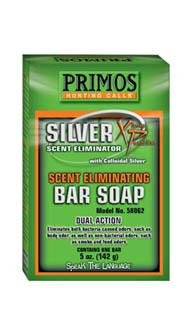 Primos Scent Eliminating Bar Soap - 5-Ounce Bar