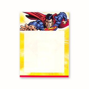 Superman Returns Printable Invitations - 8 Count