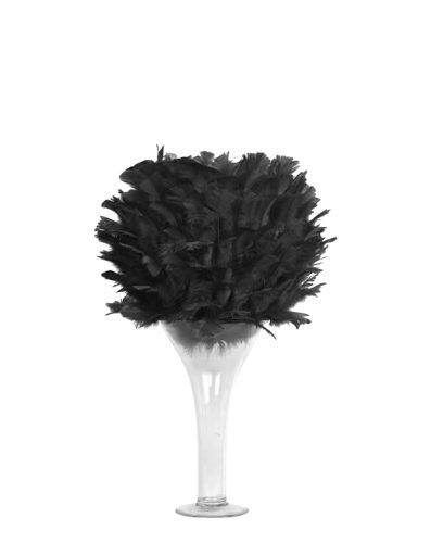 "Premium 14"" Feather Ball - Black"