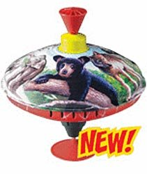 BOLZ Baby Animals Medium Top, Style 1221