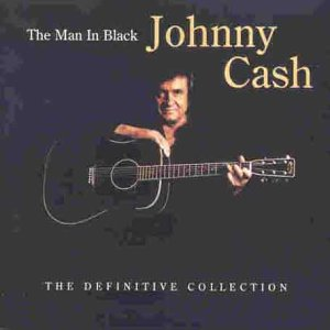 Johnny Cash - The Man in Black - Definitive Collection - Zortam Music