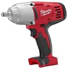 Milwaukee 2663-20 18-Volt M18 1/2-Inch High Torque Impact Wrench with Friction Ring ,Tool Only, No Battery
