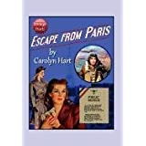 Escape From Paris ~ Carolyn Hart