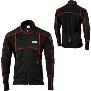 Buy Low Price Louis Garneau 2012/13 Men's Enerblock Nordic Winter Running/Cycling Jacket – 1030114 (B002LEWQPK)