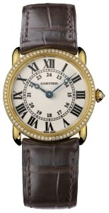 Cartier Ronde Louis Gold Small Watch WR000151