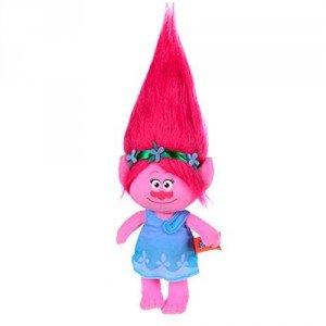 Trolls - Muñeco peluche, 28 cm (Famosa 760015031)