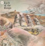 Music Inspired By Lord Of The Rings LP (Vinyl Album) UK Charisma 1972