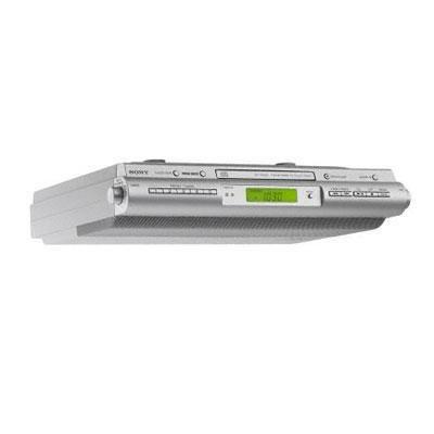Best Buy Sony Kitchen Clock/radio/cd Icfcdk50 | Under Cabinet Cd ...